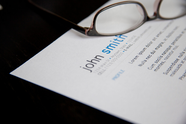 12 Things To Keep Off Your CV